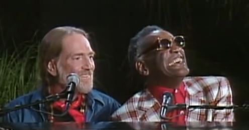 Willie Nelson, Ray Charles