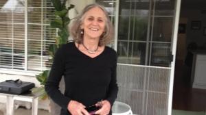 Leslie Zelinsky of Coco, Costa Rica 1-26-2013